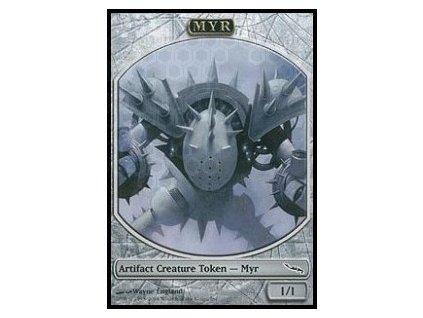Myr token - PROMO (Foil NE, Stav Near Mint)