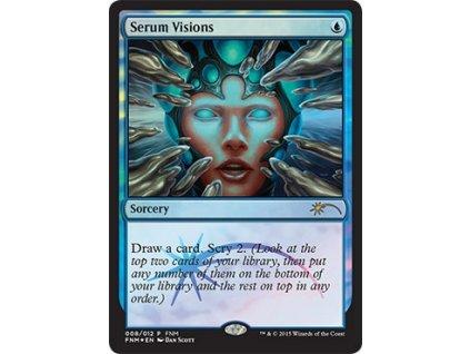 Serum Visions - FNM FOIL (Foil NE, Stav Near Mint)