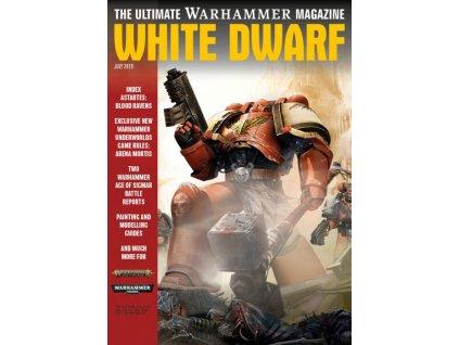 White Dwarf Červenec 2019