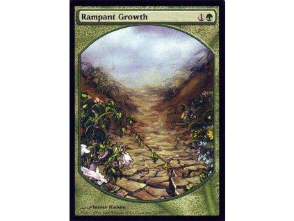 Rampant Growth - TEXTLESS PROMO (Foil NE, Stav Near Mint)