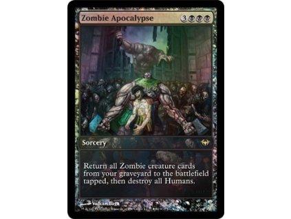Zombie Apocalypse - GAME DAY FOIL (Foil NE, Stav Near Mint)