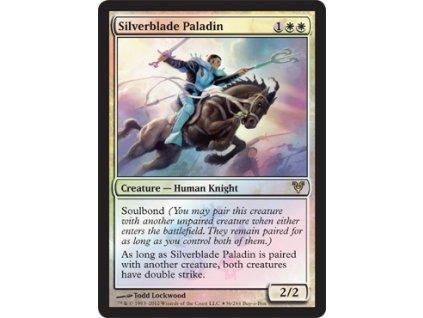 Silverblade Paladin - BUY A BOX FOIL (Foil NE, Stav Near Mint)