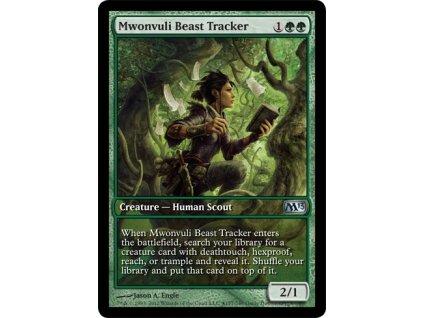 Mwonvuli Beast Tracker - GAMEDAY PROMO (Foil NE, Stav Near Mint)