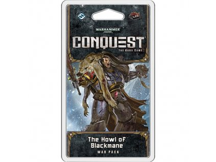 Warhammer 40,000: Conquest LCG - The Howl of Blackmane War Pack - EN