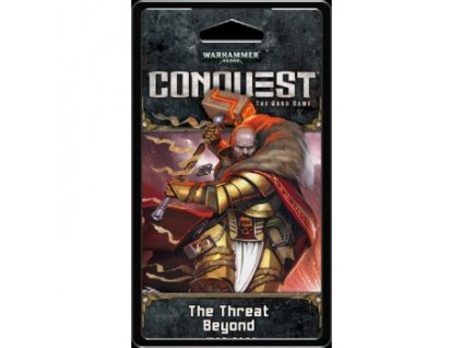 Warhammer 40,000: Conquest LCG - The Threat Beyond War Pack - EN