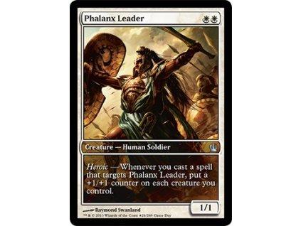 Phalanx Leader - GAMEDAY PROMO (Foil NE, Stav Near Mint)
