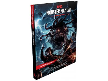 dungeons dragons monster manual 5th edition d d