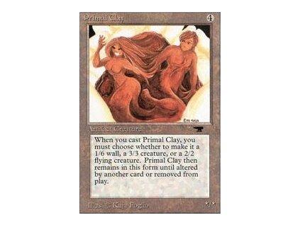 Primal Clay (Foil NE, Stav Light Played)