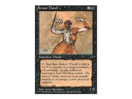 Armor Thrull (Foil NE, Stav Near Mint)