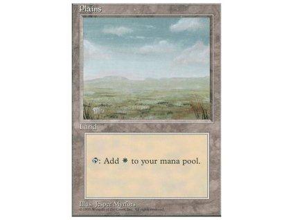 Plains - NON ENG SPA SP (Foil NE, Stav Light Played)