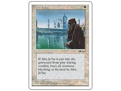 Abu Ja'far (Foil NE, Stav Near Mint)