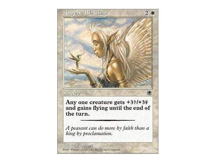Angelic Blessing (Foil NE, Stav Near Mint)