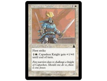 Capashen Knight (Foil NE, Stav Near Mint)
