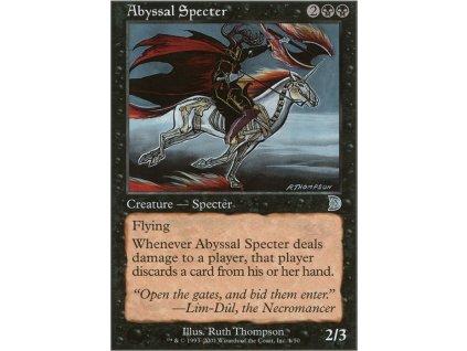 Abyssal Specter (Foil NE, Stav Near Mint)