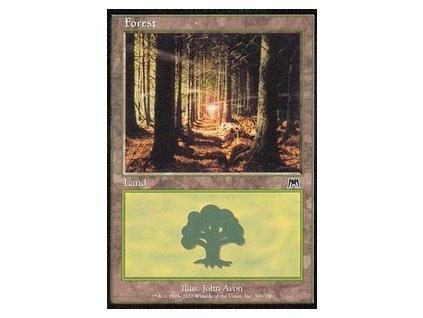 Forest - NON ENG CHI (Foil NE, Stav Near Mint)