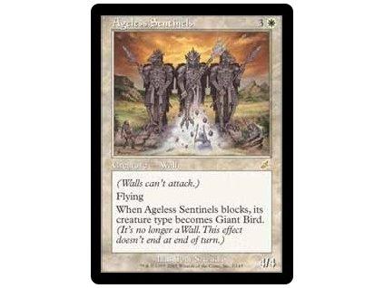 Ageless Sentinels (Foil NE, Stav Light Played)