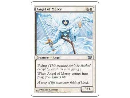 Angel of Mercy (Foil NE, Stav Near Mint)