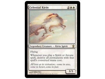 Celestial Kirin (Foil NE, Stav Near Mint)