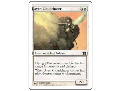 Aven Cloudchaser (Foil NE, Stav Near Mint)