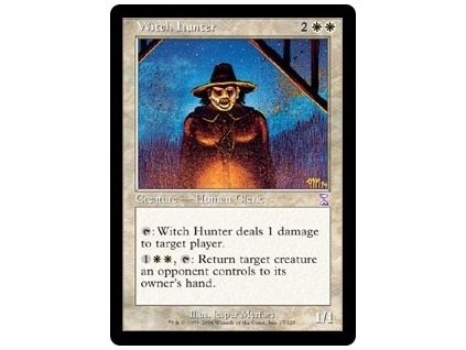 Witch Hunter (Foil NE, Stav Near Mint)