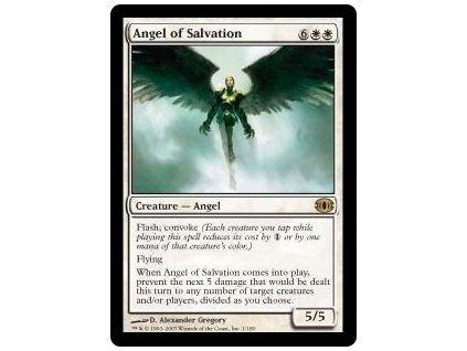 Angel of Salvation (Foil NE, Stav Near Mint)