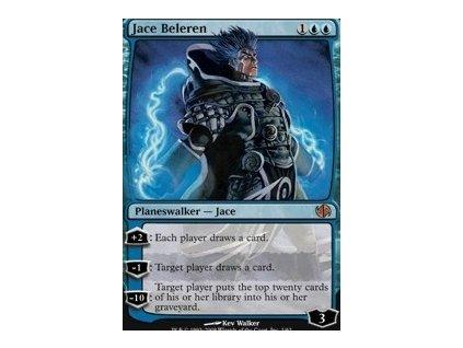 Jace Beleren - DD FOIL (Foil NE, Stav Near Mint)
