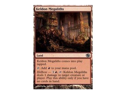 Keldon Megaliths (Foil NE, Stav Near Mint)