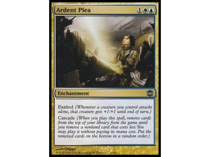 Ardent Plea (Foil NE, Stav Light Played)