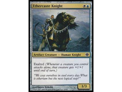 Ethercaste Knight (Foil ANO, Stav Near Mint)