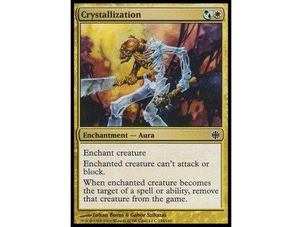 Crystallization (Foil ANO, Stav Near Mint)
