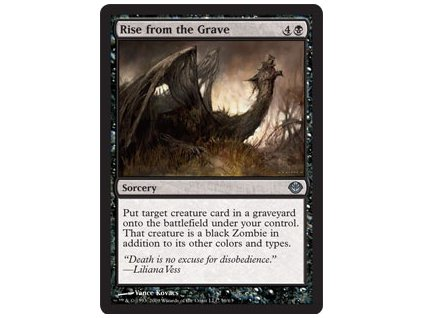 Rise from the Grave (Foil NE, Stav Near Mint)