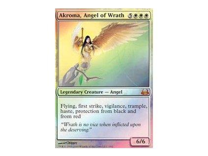 Akroma, Angel of Wrath - FTV (Foil ANO, Stav Near Mint)