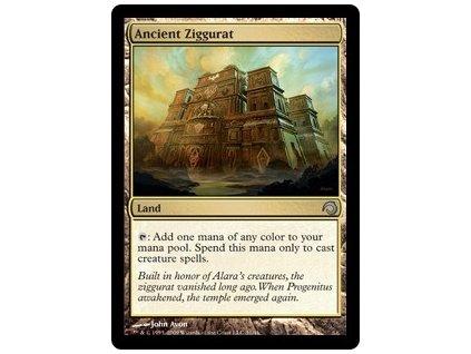 Ancient Ziggurat - PDS FOIL (Foil NE, Stav Near Mint)