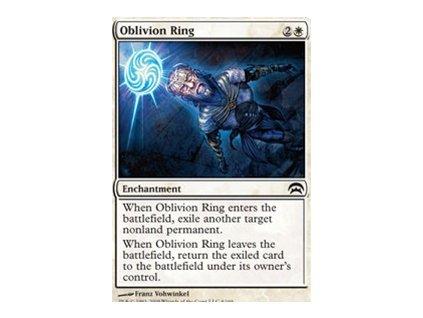 Oblivion Ring (Foil NE, Stav Near Mint)
