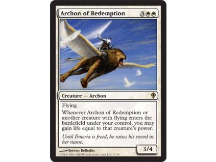 Archon of Redemption (Foil ANO, Stav Near Mint)