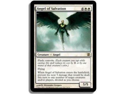 Angel of Salvation (Foil NE, Stav Light Played)