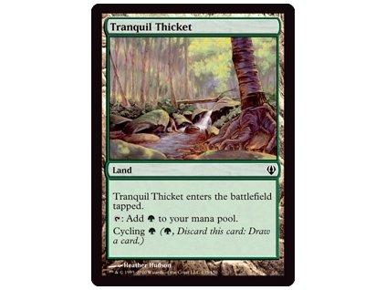 Tranquil Thicket (Foil NE, Stav Near Mint)