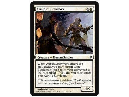 Auriok Survivors (Foil NE, Stav Near Mint)