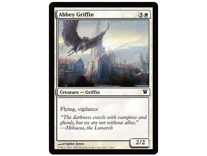 Abbey Griffin (Foil ANO, Stav Near Mint)