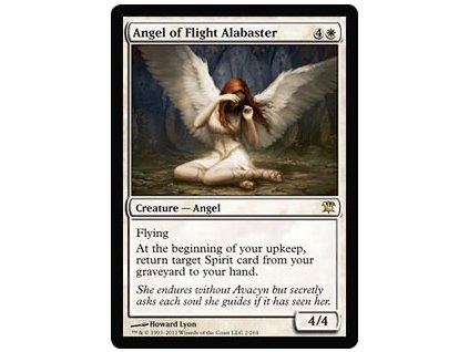 Angel of Flight Alabaster (Foil NE, Stav Near Mint)