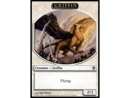 Griffin Token (Foil NE, Stav Near Mint)