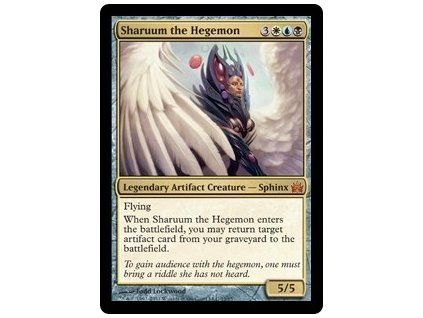 Sharuum the Hegemon - FTV FOIL (Foil NE, Stav Near Mint)