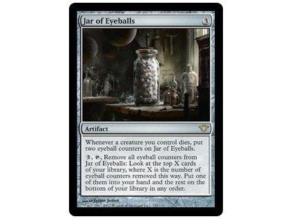 Jar of Eyeballs (Foil NE, Stav Near Mint)