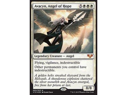 Avacyn, Angel of Hope - FTV FOIL (Foil NE, Stav Near Mint)