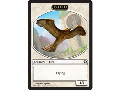 Bird token (Foil NE, Stav Near Mint)