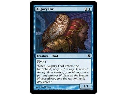Augury Owl (Foil NE, Stav Near Mint)