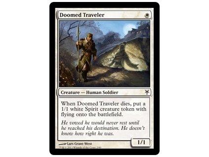 Doomed Traveler (Foil NE, Stav Near Mint)