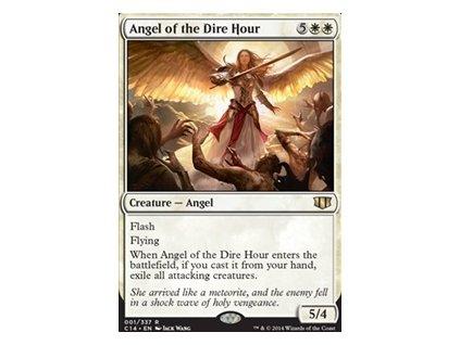 Angel of the Dire Hour (Foil NE, Stav Near Mint)