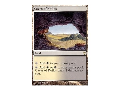 Caves of Koilos (Foil NE, Stav Near Mint)