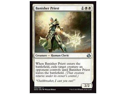 Banisher Priest (Foil NE, Stav Near Mint)
